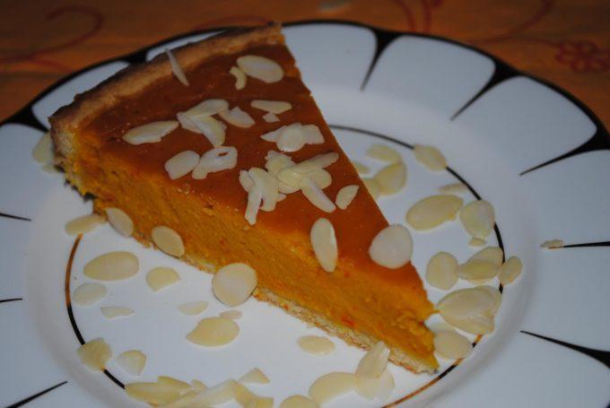Der Hokkaido eignet sich super um Pumpkin Pie herzustellen. Pumpkin Pie ist eine amerikanische Tradition.