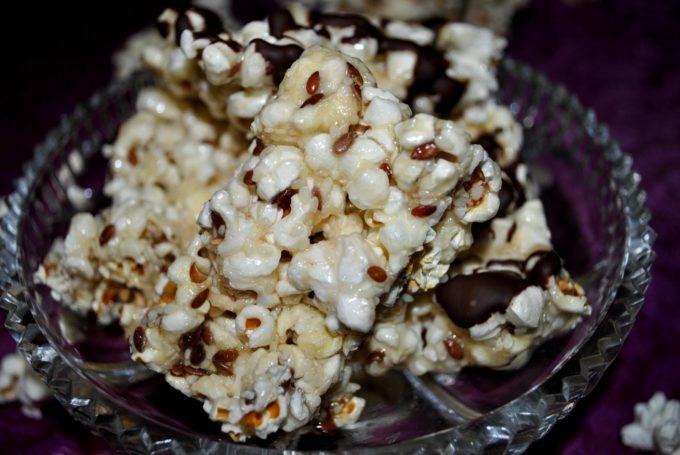 Popcornriegel