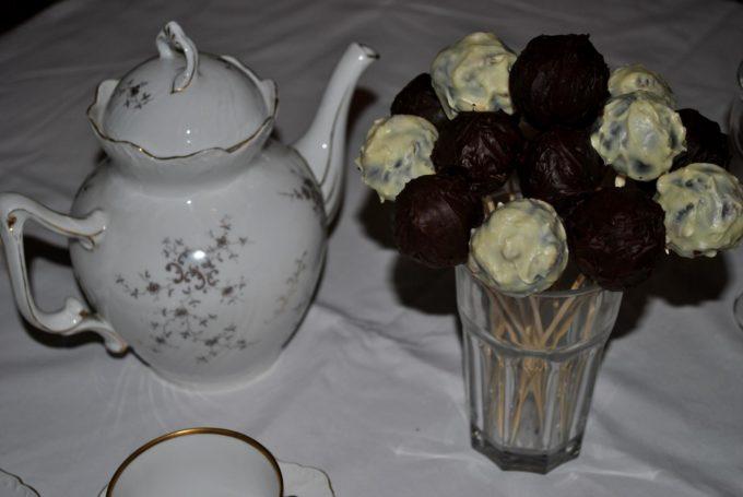 Zu Silvester gibt es von Sarahsbackblog.de gleich vier wunderbare Rezepte um den Abend zu versüßen.