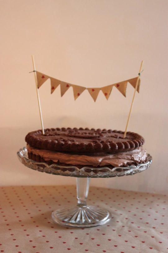 Sonja hat ein klasse Rezept für euch dabei! Das für leckeren und super einfachen Sandwichkuchen.