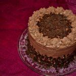 (Glutenfreie) Banane-Bailey's-Torte