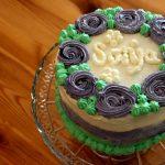 Schoko-Kirsch-Torte (gluten- und laktosefrei)