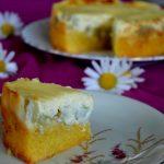 Rhabarber-Schmand-Kuchen
