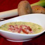 Lauch-Kartoffel-Suppe