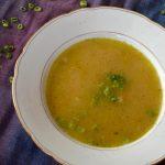 Schnelle Grießsuppe