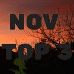 Monatsrückblick November 2015