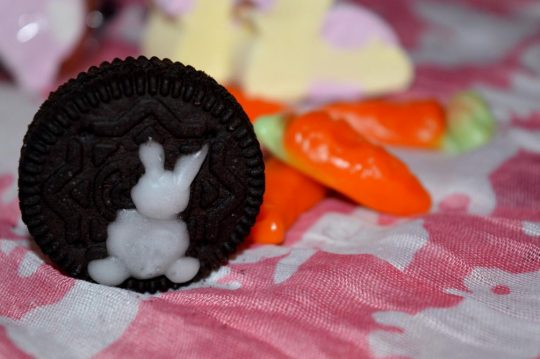 Ihr sucht noch etwas Schnelles und Kleines für eure Liebsten zu Ostern? Wie wäre es mit diesen bemalten Keksen?