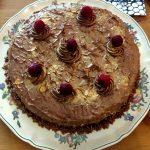 Sonja backt – Schoko-Obst-Torte