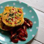 Klassisches Omelett aus dem Omelette-Meister von Tupper