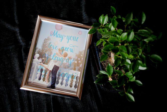 Diy Hochzeitsgeschenk Sarah S Backblog