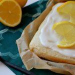 Zitronenblechkuchen