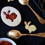 Mürbteigkekse für Ostern