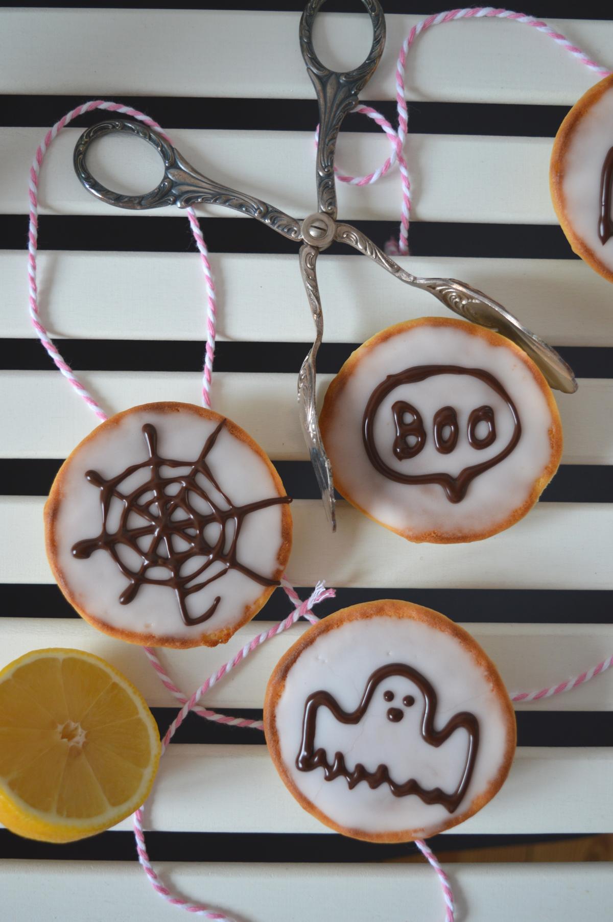 Süße Idee für Halloween