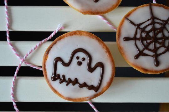 kleine Amerikaner für Halloween