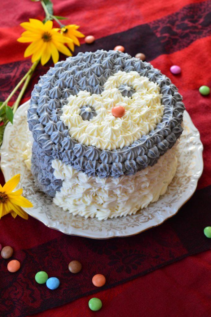 Süßse Torte für den Kindergeburtstag Pinguin Tier