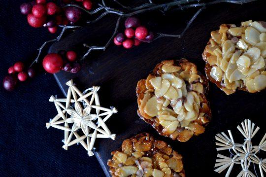 Florentiner Kekse zu Weihnachten
