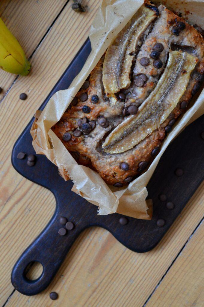 Rezept veganes Bananenbrot