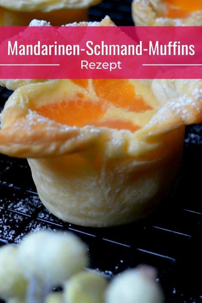 Mandarinen-Schmand-Muffins Pinterest 1
