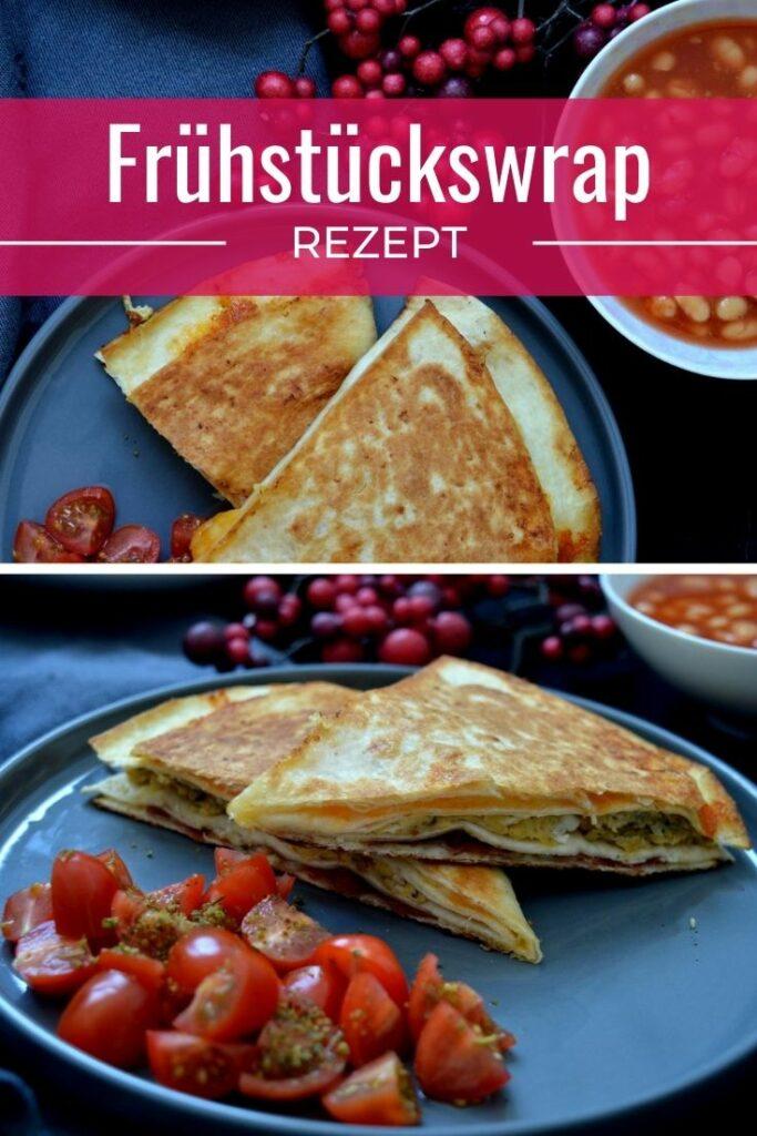 Frühstückswrap Pinterest 1